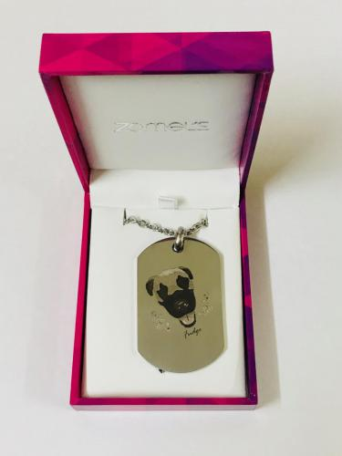 Engraved Dog Tag for that furry friend