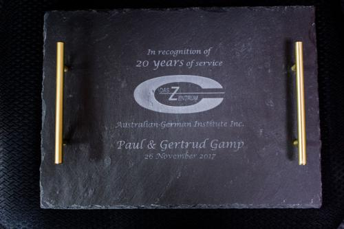 Custom engraved awards from Infinity Engraving